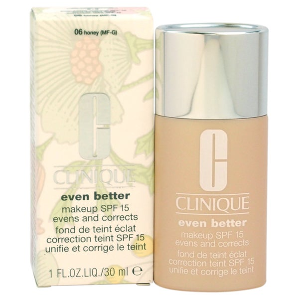 Clinique Even Better 06 Honey Makeup