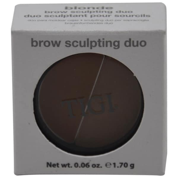 TIGI Blonde Brow Sculpting Duo