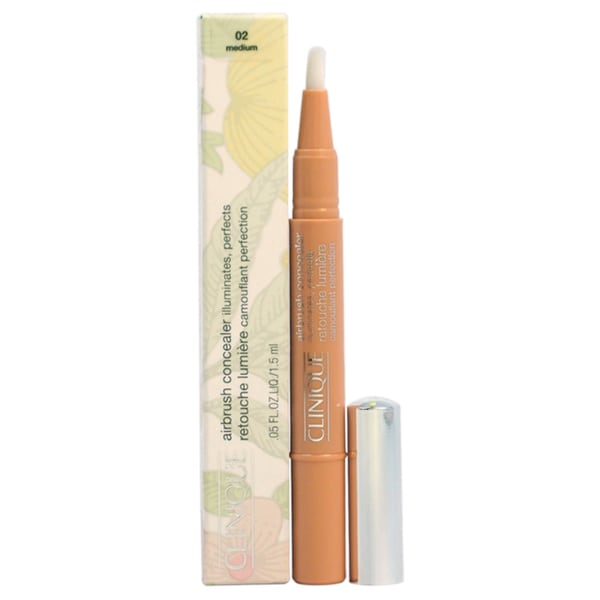Clinique# 02 Medium Airbrush Concealer