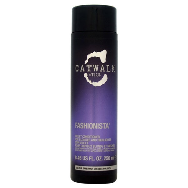 TIGI Catwalk Fashionista Violet 8.45-ounce Conditioner