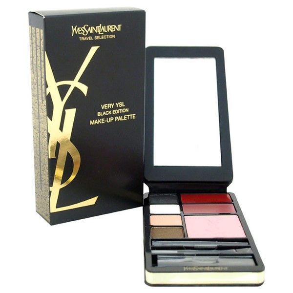 Very YSL Black Edition Make-Up Palette by Yves Saint Laurent for Women - 1-piece Pallet