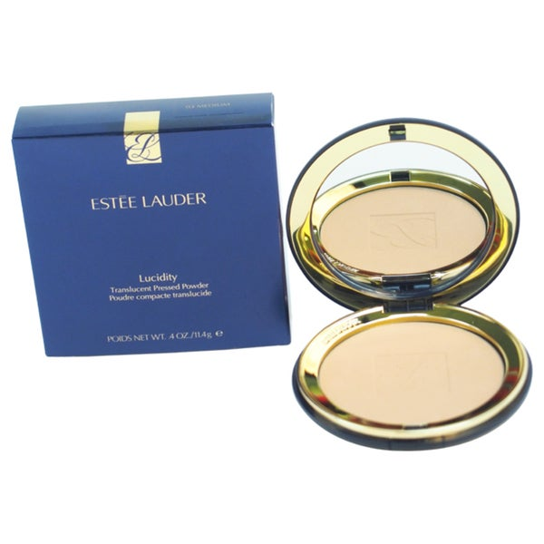 Estee Lauder Lucidity Translucent 03 Medium Pressed Powder
