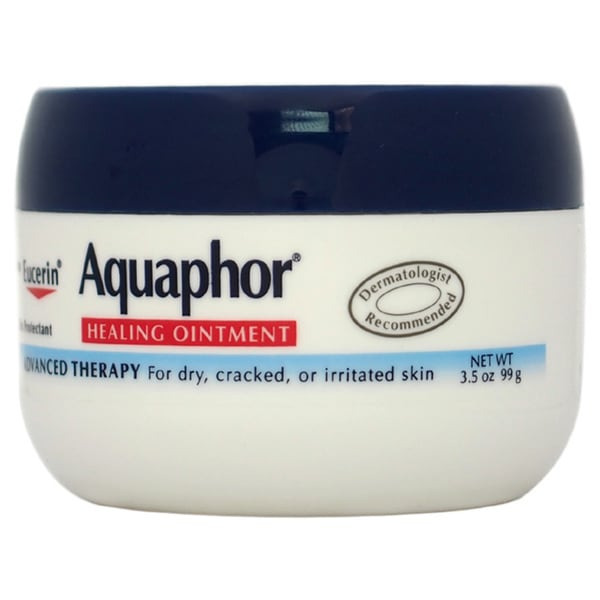 Eucerin Aquaphor Healing Ointment For Dry Cracked or Irritated Skin