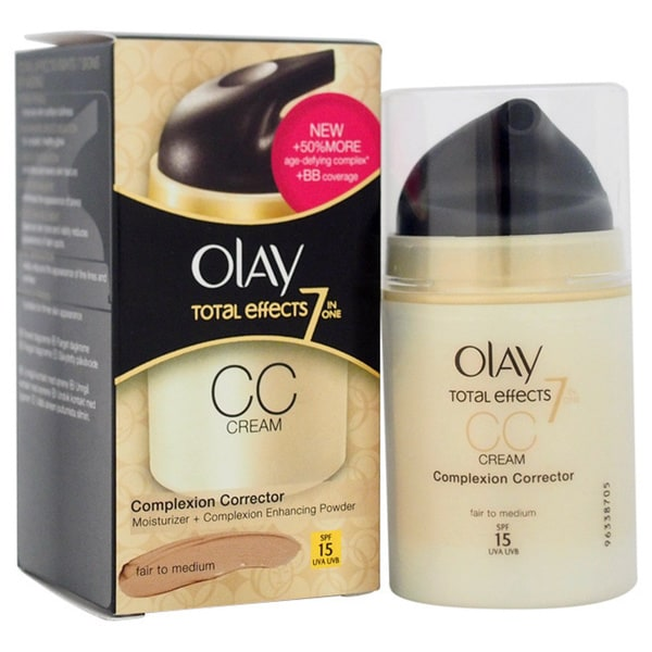 Olay Total Effects Fair To Medium CC Cream