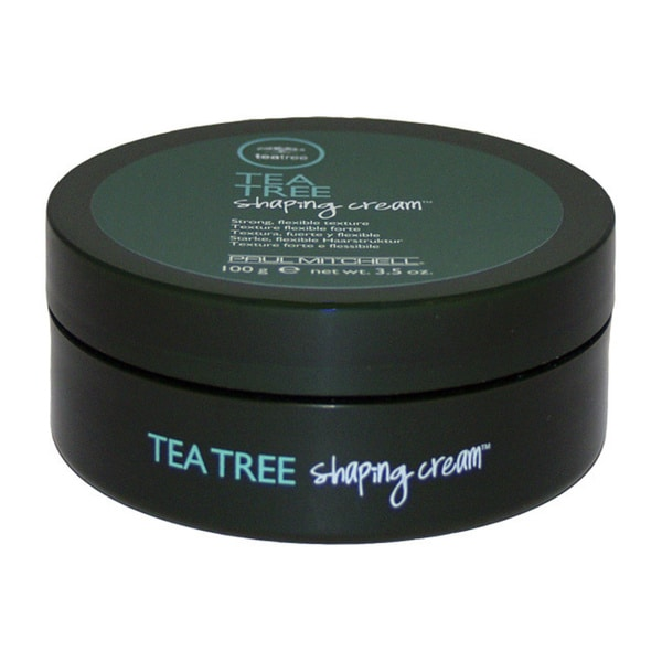 Paul Mitchel Tea Tree Shaping 3.5-ounce Cream
