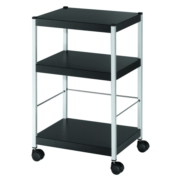 Paperflow Heavy-duty 3-shelf S Multi-Purpose Trolley