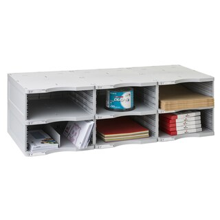 Archivo 2000 ArchivoDoc Trio 6-compartment Jumbo Literature and Forms Sorting Station