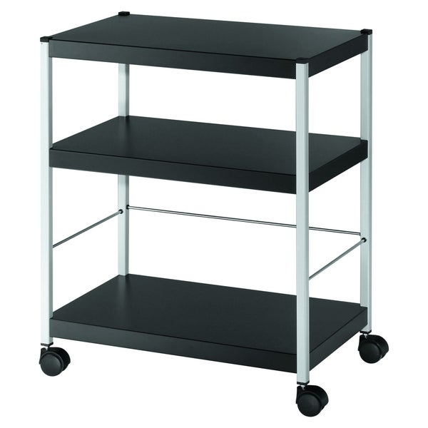 Paperflow Heavy-duty 3-shelf M Multi-purpose Trolley