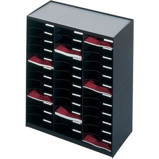 Paperflow Master 36-compartment Literature Organizer