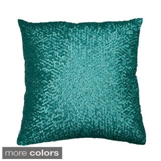 Greyson 18-inch Sequin Throw Pillow