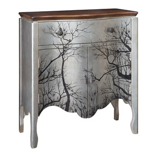 Madison Park Silver Tree Bombe Chest