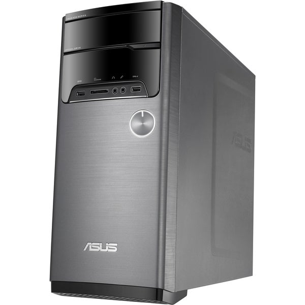 Asus M32BF-US007S Desktop Computer - AMD A-Series A10-6700 3.70 GHz -