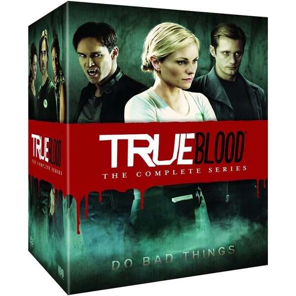 True Blood: The Complete Series (DVD) 13910940