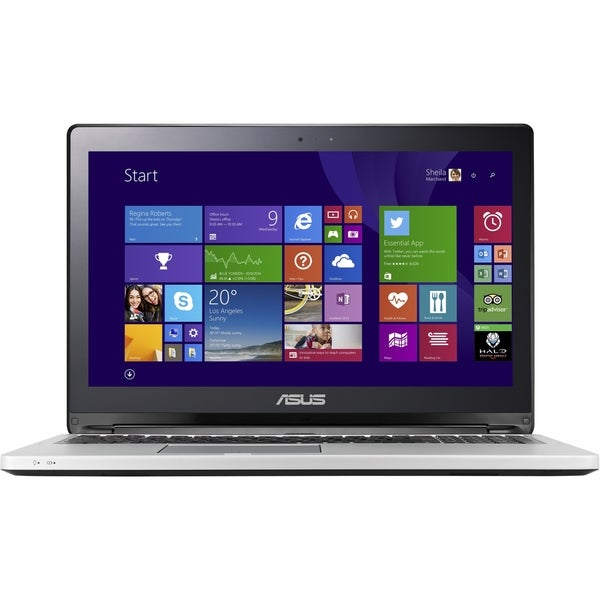 "Asus Transformer Book Flip TP500LA-DH71T Tablet PC - 15.6"" - Wireless"