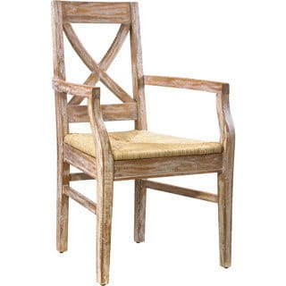 Pyrenees Cross Back Arm Chair