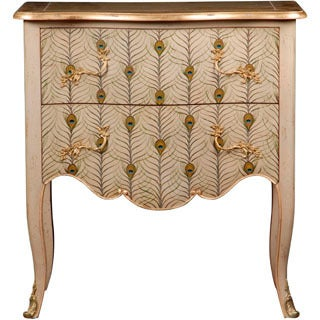 French Heritage Marseillan Commode/Chest