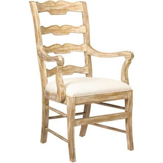 French Heritage Beaujolais Ladderback Arm Chair