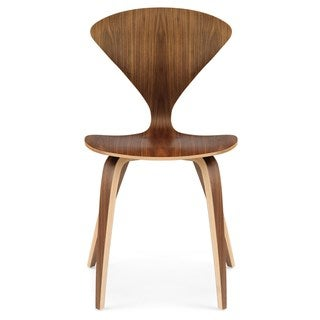 Mid-century Style Plywood Dining/ Side Chair