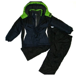 Northpoint Boys Navy Two-piece Snowsuit (Sizes 4 - 7)