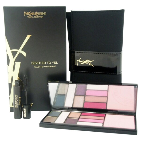 Yves Saint Laurent Women's Devoted To YSL Eyes and Face Parisienne Makeup Palette