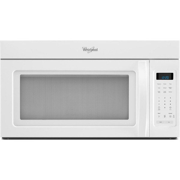 Whirlpool 1.7-cubic-foot Over-the-Range White Microwave