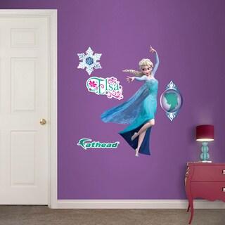 Fathead Jr. Disney Frozen - Elsa Wall Decals