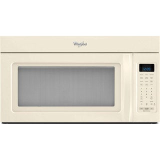 Whirlpool 1.7-cubic-foot Over-the-Range Bisque Microwave