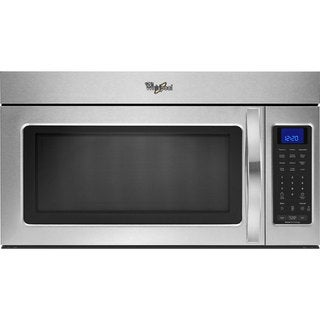 Whirlpool WMH32517AS 1.7-cubic-foot Over-the-Range Stainless Steel Microwave