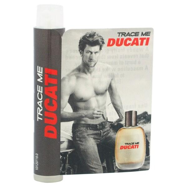 Ducati Trace Me Men 0.04-ounce Eau de Toilette