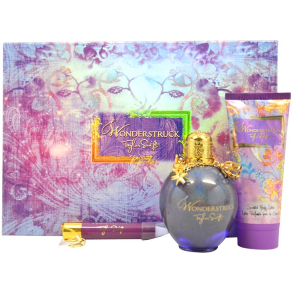Taylor Swift Wonderstruck Women's 3-piece Gift Set