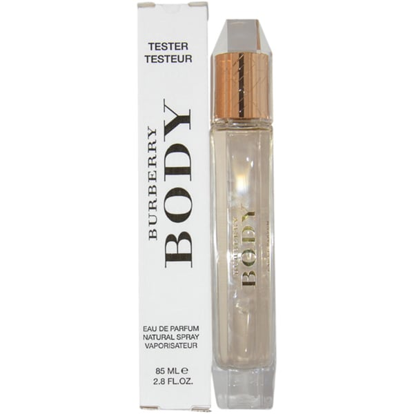 Burberry Burberry Body Women's 2.8-ounce Eau de Parfum Spray (Tester)