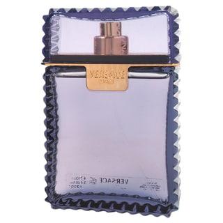 Versace Man Men's 3.4-ounce Eau de Toilette Spray (Tester)