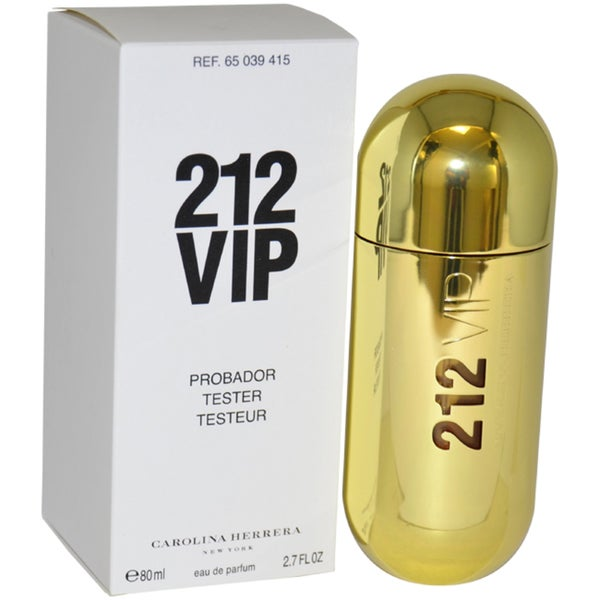 Carolina Herrera 212 VIP Women's 2.7-ounce Eau de Parfum Spray (Tester)