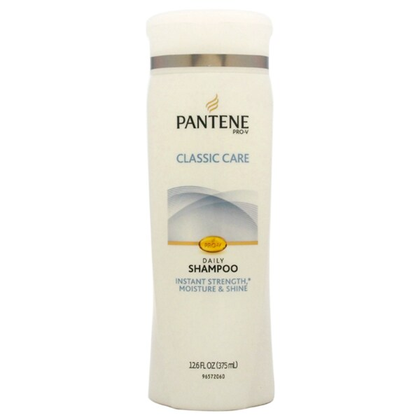 Pantene Pro-V Classic Care Shampoo 12.6-ounce Shampoo