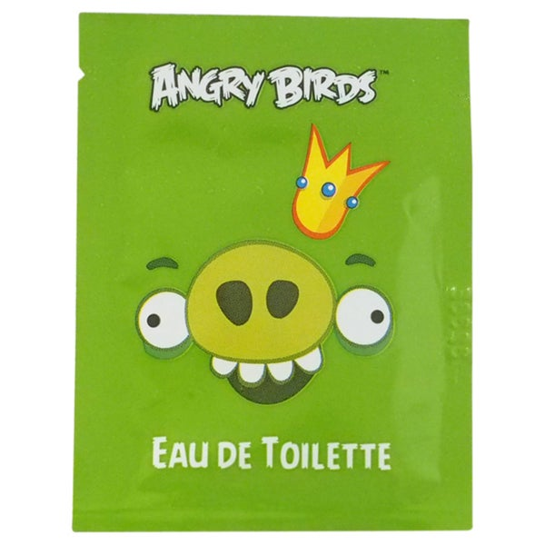 Angry Birds King Pig Kids' Perfumed Wipes