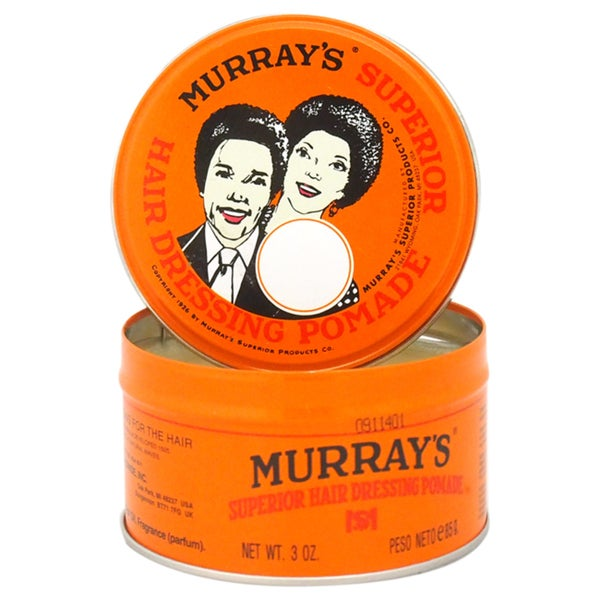 Murray's Hair Dressing 3-ounce Pomade