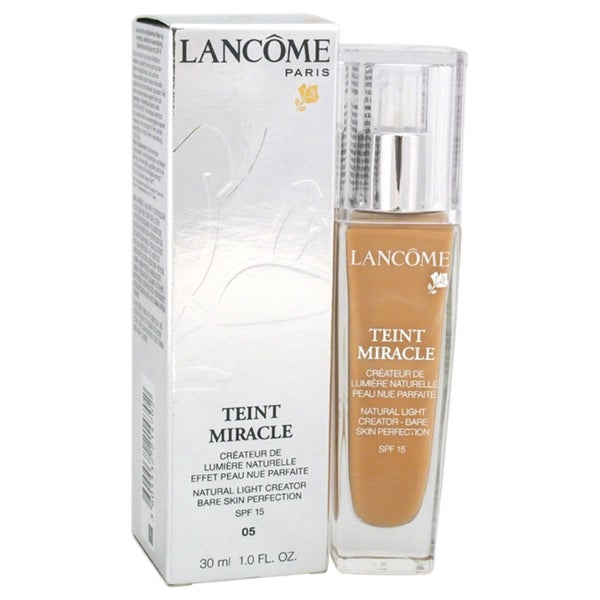 Lancome Teint Miracle Natural Light Creator 05 Beige Foundation