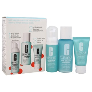 Clinique Anti-Blemish Solutions 3-step System Kit