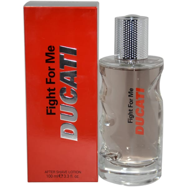 Ducati Fight For Me Men's 3.3-ounce After Shave Lotion