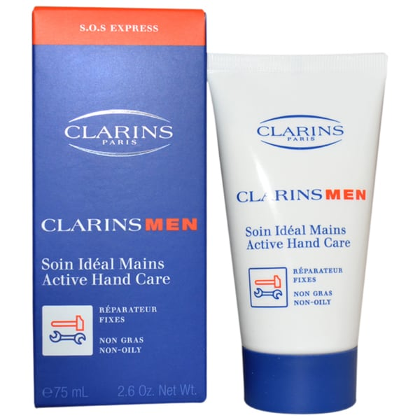 Clarin Men's Active 2.6-ounce Hand Cream