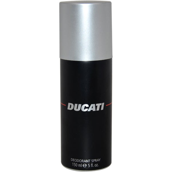 Ducati Ducati Men's 5-ounce Deodorant Spray