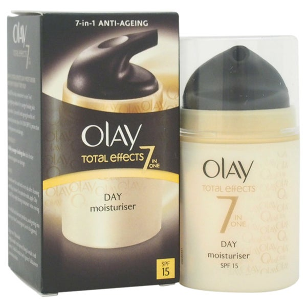 Olay Total Effects 7-in-1 SPF 15 Anti-aging Day 1.7-ounce Moisturizer