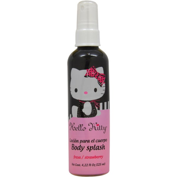 Helly Kitty Strawberry Kids' 4.22-ounce Body Splash