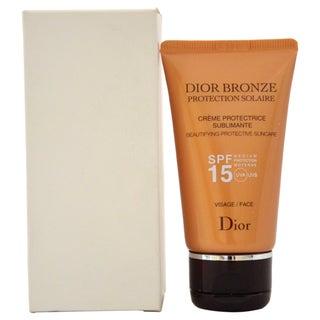 Dior Bronze Medium SPF 15 Beautifying Protective Face Sun Care