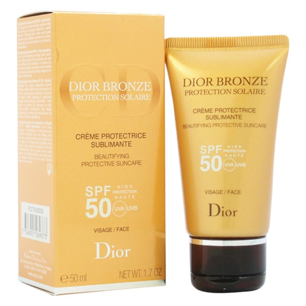 Dior Bronze Beautifying High Protection SPF 50 Face Sun Care
