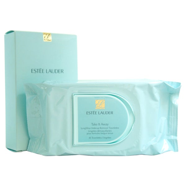 Estee Lauder Take It Away 45-piece Makeup Remover Towelettes