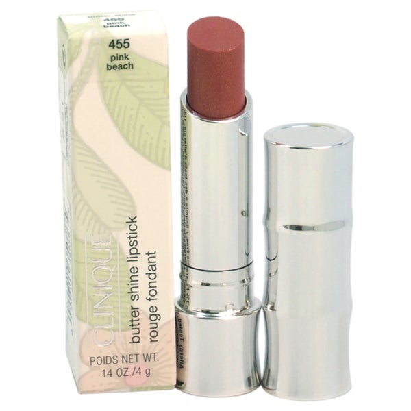 Clinique Butter Shine 455 Pink Beach Lipstick