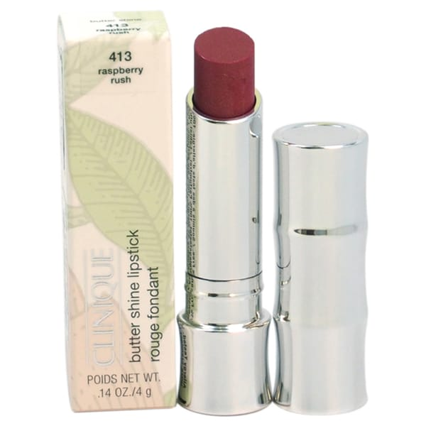 Clinique Butter Shine 413 Raspberry Rush Lipstick