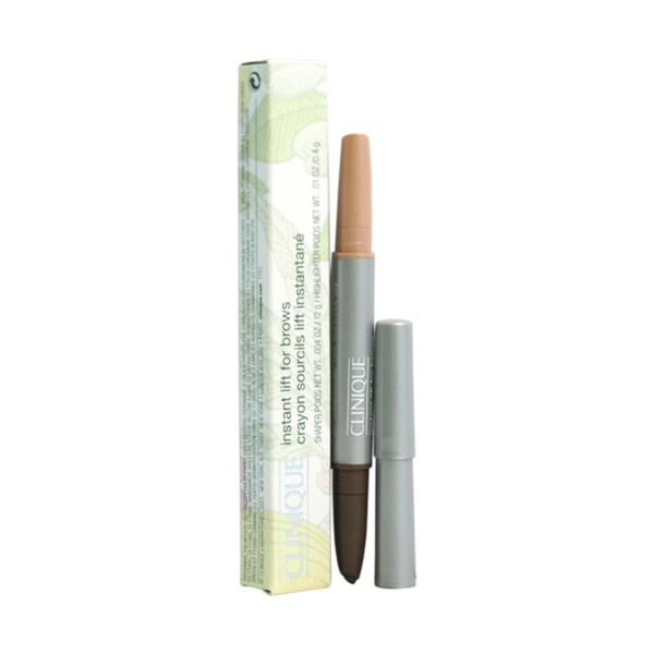 Clinique Crayon Sourcils Lift Instantane 2-in-1 02 Soft Brown Instant Lift for Brows
