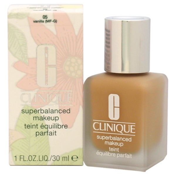 Clinique Superbalanced 05 Vanilla Foundation (Normal to Oily Skin)